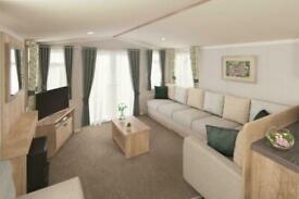 Stunning Static Caravan – Swift Burgandy 2020 For Sale - Cornwall