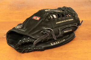 Gently Used  Easton Pro Glove (hardball, right handed thrower)