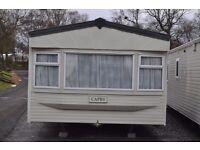 Static caravans 2006 Cosalt Capri 35 x 12 2 Beds £12750.00 plus site fees