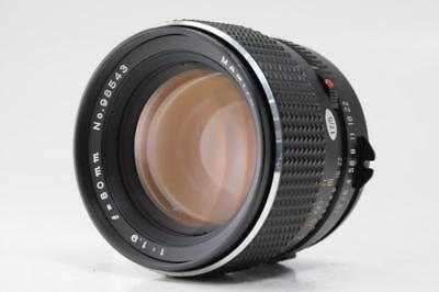 Mamiya Sekor C 80mm f/1.9 Medium Format Lens for 645 from japan#741