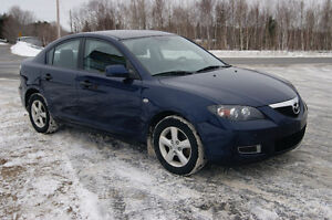 2009 Mazda Mazda3 loaded so nice Sedan NEW MVI READY