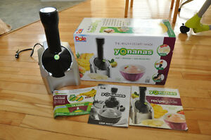 Yonanas - Healthy Dessert Maker