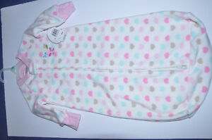Baby girl sack - very nice and warm. Bran new with tags. With lo