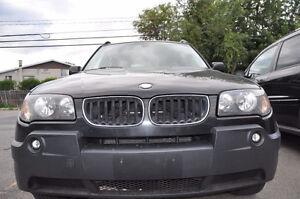 2006 BMW X3 VUS