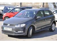 2016 Volkswagen Polo 1.0 TSI BlueMotion Tech SE (s/s) 5dr