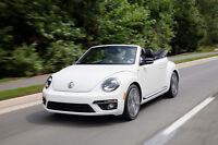 2015 VW Beetle Tredline+ Convertible! Lease takeover! DEAL!!