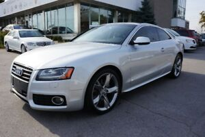 2011 Audi A5 2.0L Premium| S-LINE| NO ACCIDENT