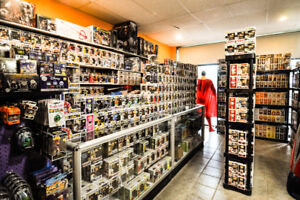 1500+ differentes figurines FUNKO POP! en Magasin a Montreal!