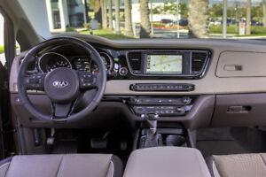 2015 Kia Sedona lease takeover