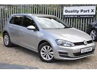 2013 Volkswagen Golf 1.6 TDI SE Hatchback DSG 5dr (start/stop)
