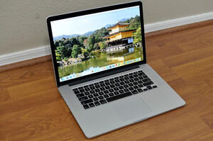 MacBook Pro 15Inch(top spec) with awesome docking setup
