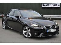 2013 Lexus IS 300 2.5 Premier E-CVT 4dr