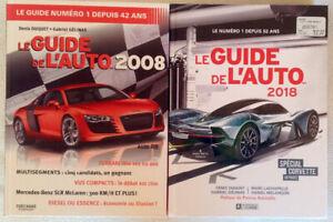 GUIDE DE L'AUTO 2008/18