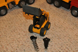 BRUDER  CAT Skid Steer