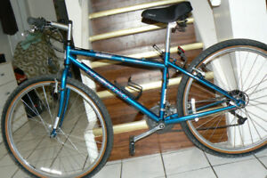 TOP QUALITY LARGE LIGHT/CHROMOLY  Bike-- Upto 5 Ft 9 Inch