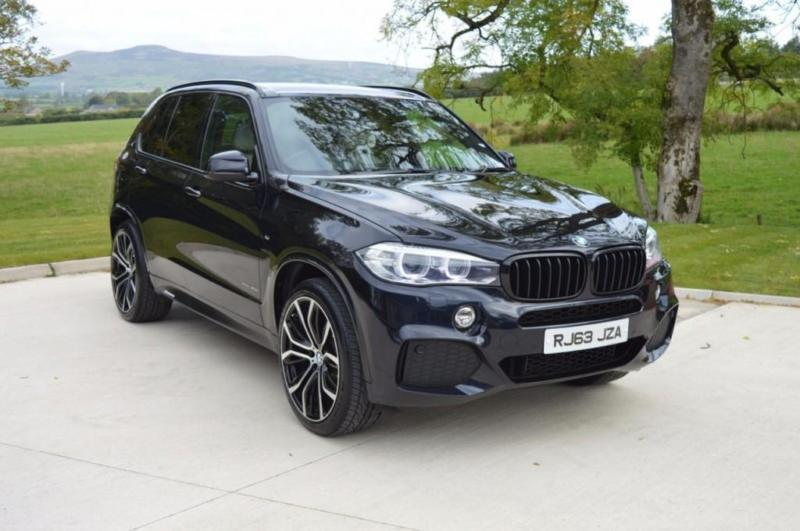 2013 63 bmw x5 3 0 xdrive30d m sport 5d auto 255 bhp 7. Black Bedroom Furniture Sets. Home Design Ideas