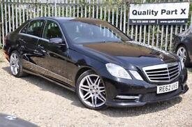 2013 Mercedes-Benz E Class 2.1 E250 CDI BlueEFFICIENCY Sport 7G-Tronic Plus