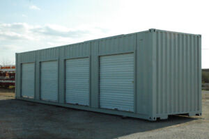 Shipping Container Modification 20' & 40' - Home / Storage
