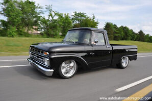 65 Merc/Ford shortbox - Project