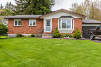Lovingly updated home in Meaford