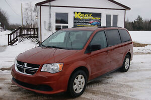 2012 Dodge Grand Caravan se loaded Minivan, Van