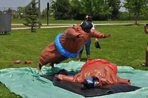 Sumo Wrestling Suits RENTAL( A LOT OF FUN..)for Indoor...