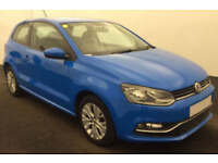2014 VW POLO 1.0 SE GOOD / BAD CREDIT CAR FINANCE AVAILABLE