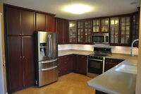 Full Kitchen for Sale - Cabinets & Counter top