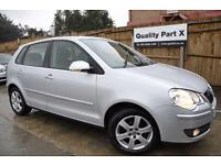 2008 Volkswagen Polo 1.2 Match 5dr