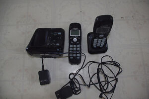 V-tech phones and base