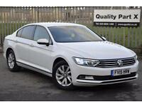 2015 Volkswagen Passat 1.6 TDI BlueMotion Tech S DSG 4dr (start/stop)
