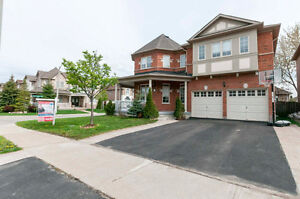 Immaculate Detached On A Premium Corner Lot For Lease