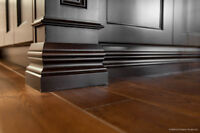 Hardwood and Laminate Installation by Professional Carpenters