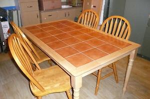 Set de cuisine - Table