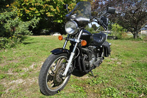 Your chance to own a classic! 1982 Yamaha XJ650 Maxim. London Ontario image 2