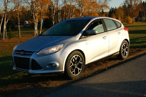 2012 FORD FOCUS AUTO SE  LOADED Sedan HEATED SEAT