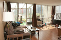 Large 2 story condo in downtown Toronto