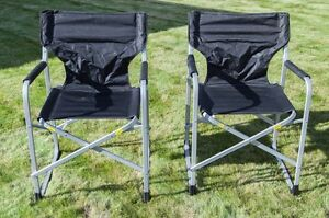 Heavy Duty Folding Lawn Chairs (2) Regina Regina Area image 1