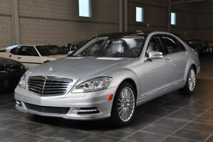 Mercedes S550 2012 - Succession