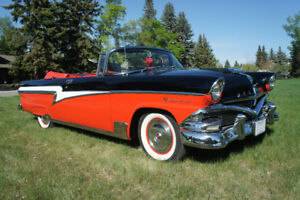 1956 Ford Meteor Rideau Sunliner