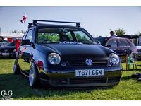 VW Lupo 1.0, Lowered, Static , Stance