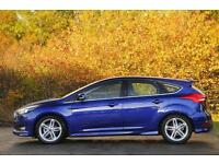 Used Ford Focus Zetec S, 2016, 999cc, 5 door