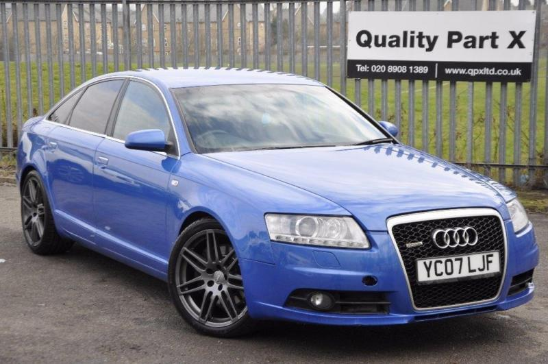 2007 audi a6 saloon 3 0 tdi le mans quattro 4dr in harrow london gumtree. Black Bedroom Furniture Sets. Home Design Ideas