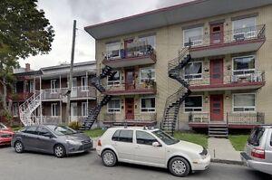Joli 3 et demi avec des planchers de bois franc Québec City Québec image 1