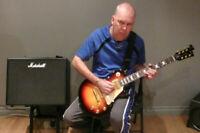 Guitariste cherche Band cover Classic Rock/Glam Métal