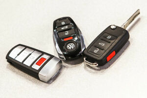 KEYS FOR : AUDI - PORSCHE - VOLKSWAGEN LOST KEYS AND COPY