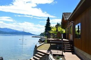 Affordable Waterfront for Sale in Ainsworth Hot Springs