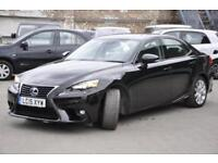 2015 Lexus IS 300 2.5 Advance E-CVT 4dr