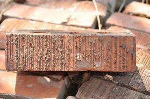 Rugged used bricks