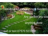 Lexieblue's Landscaping & Garden's